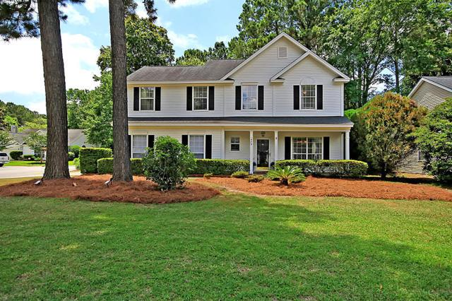 575 Tea House Lane Lane, Mount Pleasant, SC 29464 (#19014959) :: The Cassina Group