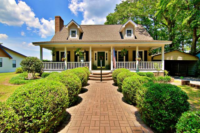 212 Driftwood Drive, Eutawville, SC 29048 (#19015404) :: The Cassina Group