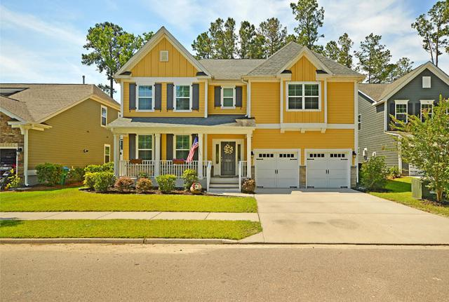 309 Ribbon Road, Summerville, SC 29483 (#19015751) :: The Cassina Group