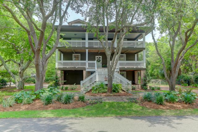 2802 Ion Avenue, Sullivans Island, SC 29482 (#19016806) :: The Cassina Group
