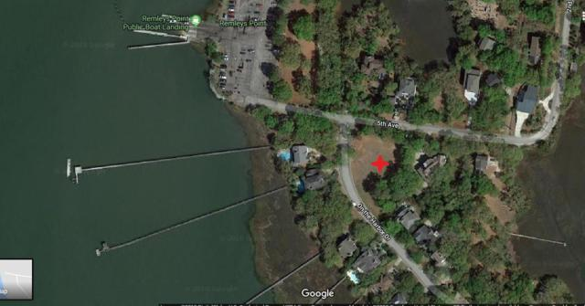 97 On The Harbor Drive Lot 20, Mount Pleasant, SC 29464 (#19017122) :: The Cassina Group