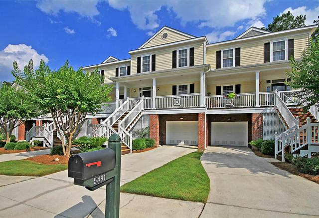 5481 5th Fairway Drive, Hollywood, SC 29449 (#19017274) :: The Cassina Group