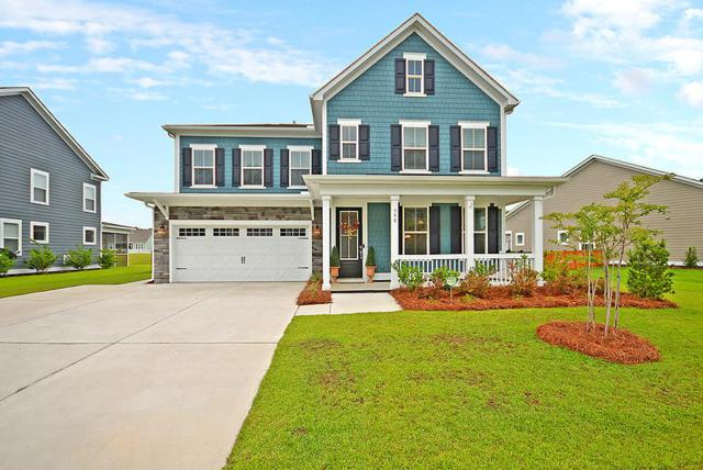 358 Weston Hall Dr, Summerville, SC 29483 (#19017387) :: The Cassina Group
