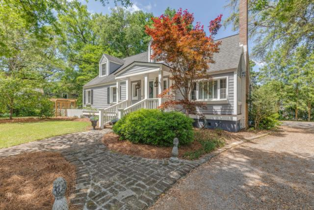 2142 Westrivers Road, Charleston, SC 29412 (#19017645) :: The Cassina Group