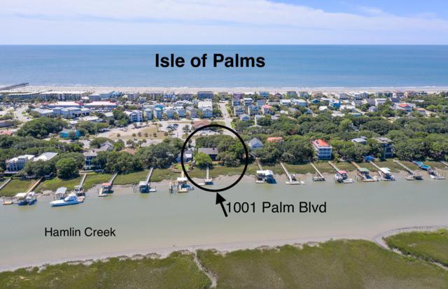 1001 Palm Boulevard, Isle Of Palms, SC 29451 (#19017737) :: The Cassina Group
