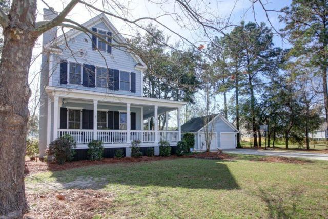 226 River Oak Drive, Mount Pleasant, SC 29464 (#19018330) :: The Cassina Group