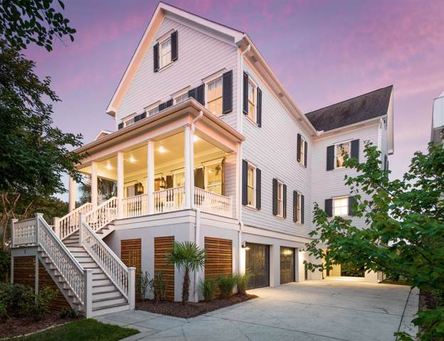 5 Lowndes Pointe Drive, Charleston, SC 29403 (#19019096) :: The Cassina Group