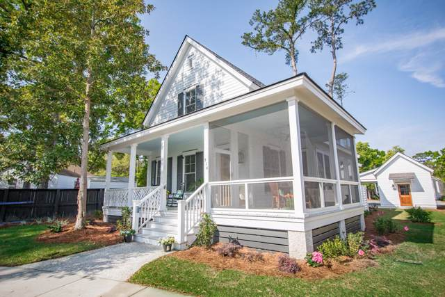 514 Water Street, Beaufort, SC 29902 (#19019316) :: The Cassina Group