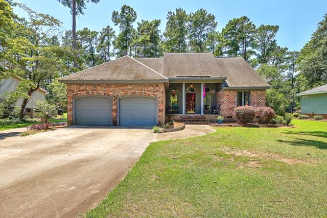 110 Wateree Drive, Santee, SC 29142 (#19019753) :: The Cassina Group