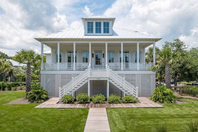 2830 Marshall Boulevard, Sullivans Island, SC 29482 (#19019755) :: The Cassina Group