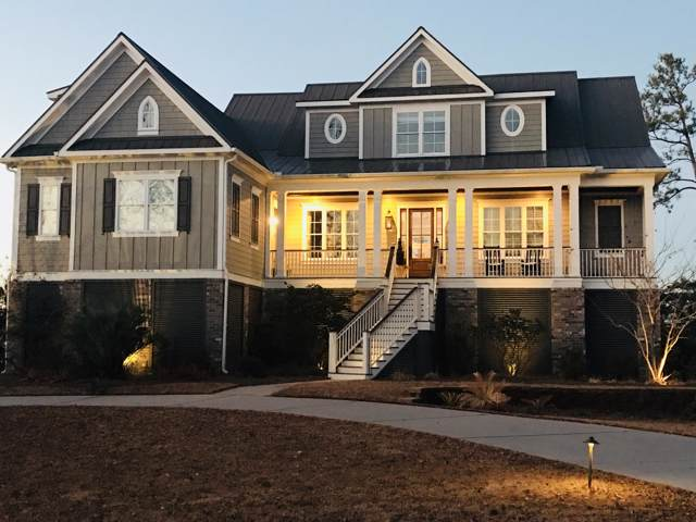 2733 Fountainhead Way, Mount Pleasant, SC 29466 (#19019798) :: The Cassina Group
