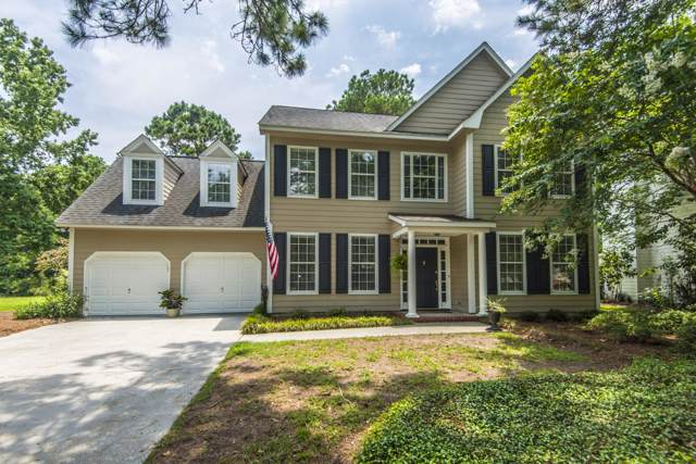 2754 Stamby Place, Mount Pleasant, SC 29466 (#19020096) :: The Cassina Group
