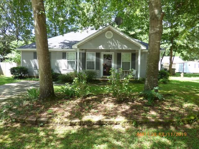739 Palm Drive, Aiken, SC 29803 (#19020341) :: The Cassina Group