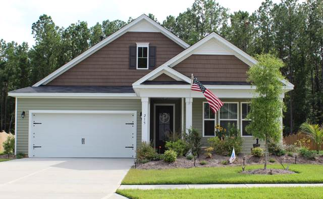 215 Olympic Club Drive, Summerville, SC 29483 (#19020368) :: The Cassina Group