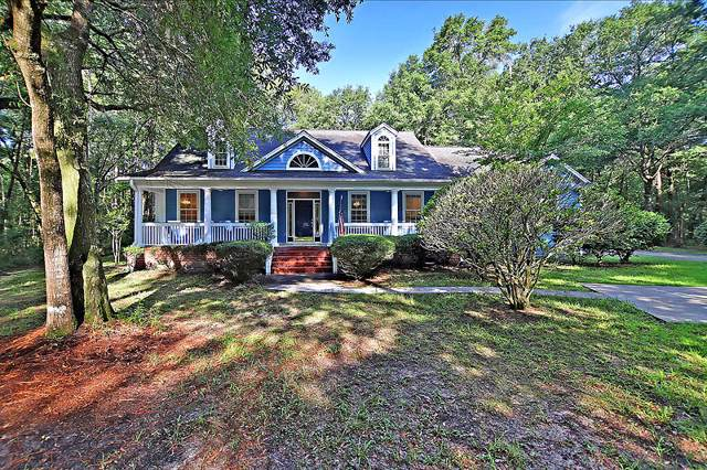4813 Highlander Ln, Hollywood, SC 29449 (#19020681) :: The Cassina Group