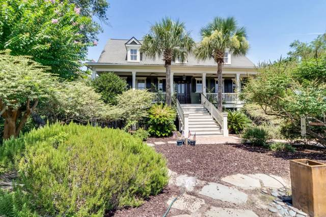 27 Seagrass Lane, Isle Of Palms, SC 29451 (#19020885) :: The Cassina Group