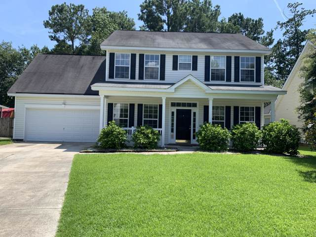 1229 Creek Stone Way, Hanahan, SC 29410 (#19020945) :: The Cassina Group