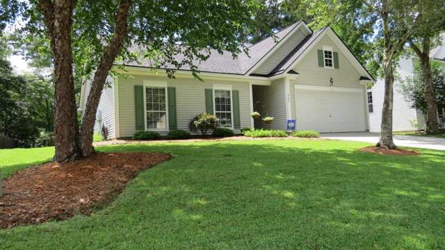 1445 Water Oak Cut, Mount Pleasant, SC 29466 (#19020978) :: The Cassina Group