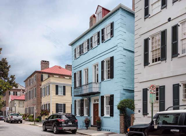 49 Tradd Street, Charleston, SC 29401 (#19021065) :: The Cassina Group