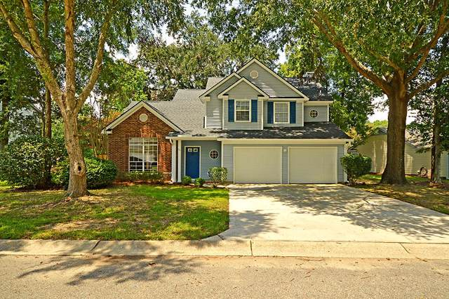 205 Candleberry Circle, Goose Creek, SC 29445 (#19021084) :: The Cassina Group