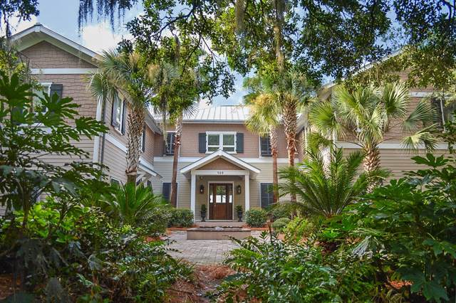 154 Hobcaw Drive, Mount Pleasant, SC 29464 (#19021094) :: The Cassina Group