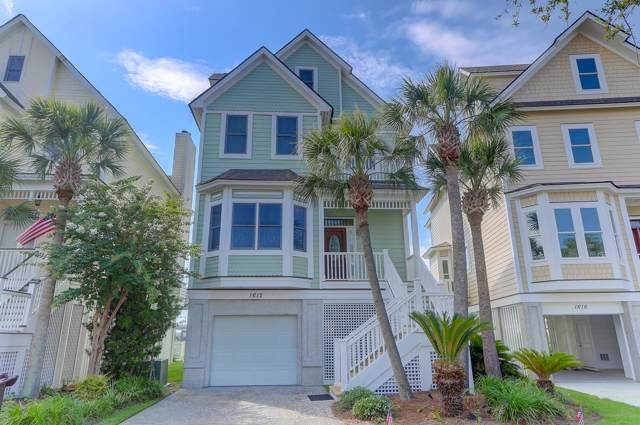 1612 Marsh Harbor Lane, Mount Pleasant, SC 29464 (#19021368) :: The Cassina Group