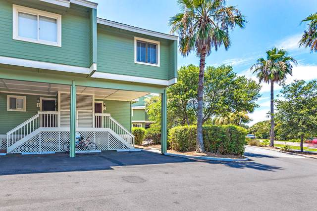 6 Mariners Walk A, Isle Of Palms, SC 29451 (#19021395) :: The Cassina Group
