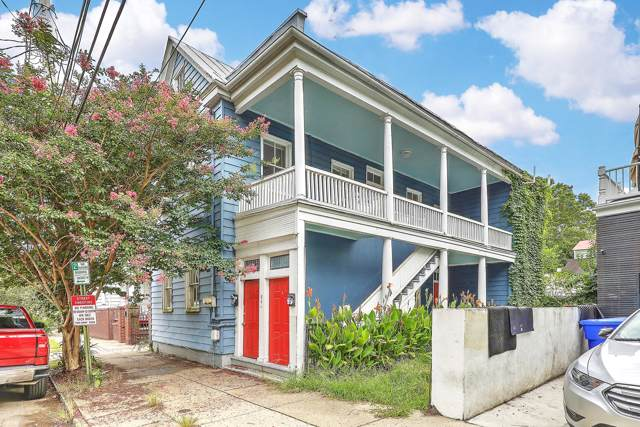 254 Coming Street A & B, Charleston, SC 29403 (#19021411) :: The Cassina Group