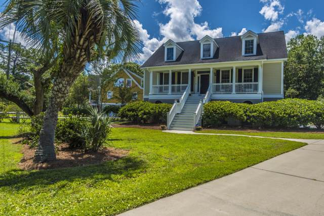 1367 N Edgewater Dr, Charleston, SC 29407 (#19021413) :: The Cassina Group