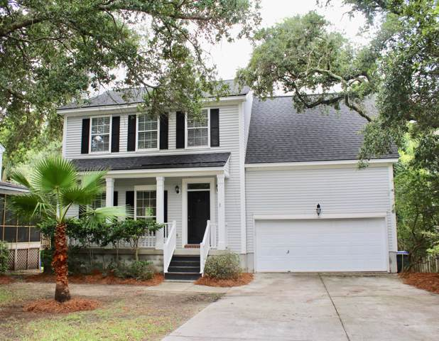 1723 Crystal Lake Drive, Charleston, SC 29412 (#19021598) :: The Cassina Group