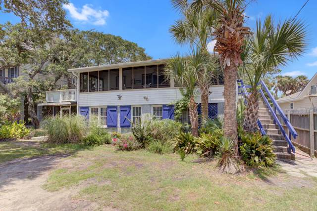 806 W Ashley Avenue, Folly Beach, SC 29439 (#19021710) :: The Cassina Group