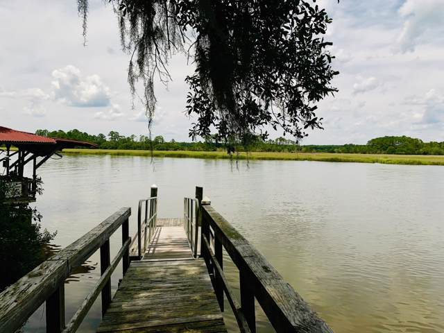 00 Peters Point, Edisto Island, SC 29438 (#19022120) :: The Cassina Group