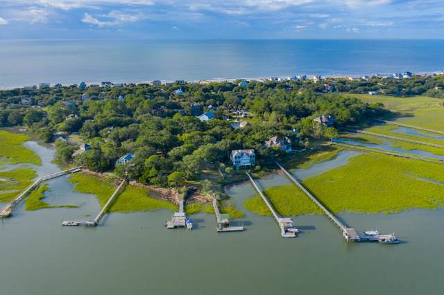 1006 Sea Crest Lane, Folly Beach, SC 29439 (#19022248) :: The Cassina Group