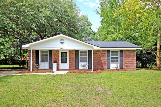 4438 Donwood Drive, Ladson, SC 29456 (#19022419) :: The Cassina Group