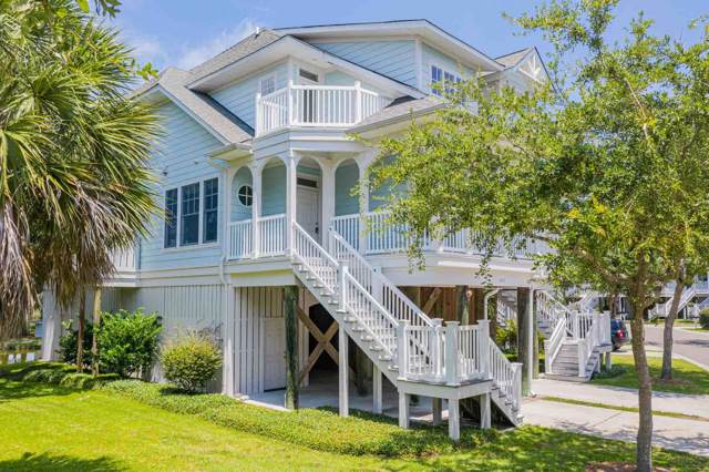 1622 Folly Creek Way A-6, Charleston, SC 29412 (#19022463) :: The Cassina Group