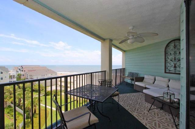 504 Summerhouse Drive 504-A, Isle Of Palms, SC 29451 (#19022614) :: The Cassina Group
