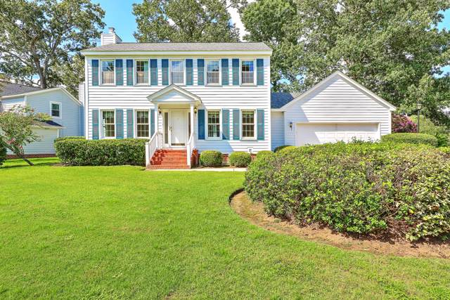1692 W Sandcroft Drive, Charleston, SC 29407 (#19022957) :: The Cassina Group