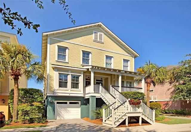 108 Howard Mary Drive A, Charleston, SC 29412 (#19023128) :: The Cassina Group