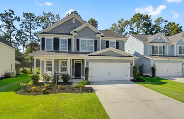 8519 Majestic Street, North Charleston, SC 29420 (#19023162) :: The Cassina Group