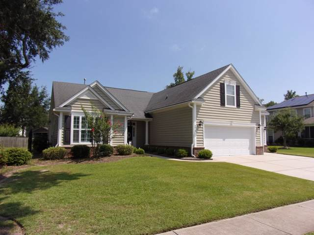 3010 Buckeley Circle, Charleston, SC 29414 (#19023211) :: The Cassina Group