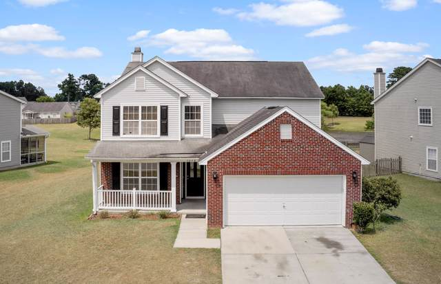 5028 Ballantine Drive, Summerville, SC 29485 (#19023256) :: The Cassina Group