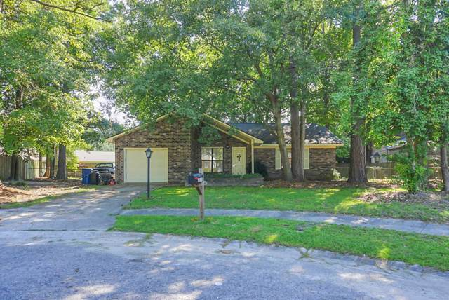 1020 Red Pines Road, Ladson, SC 29456 (#19023278) :: The Cassina Group