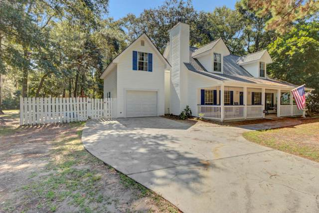 19 Le Moyne Drive, Beaufort, SC 29907 (#19023290) :: The Cassina Group