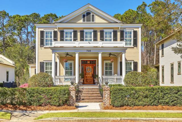 716 Stucco Lane, Mount Pleasant, SC 29464 (#19023309) :: The Cassina Group