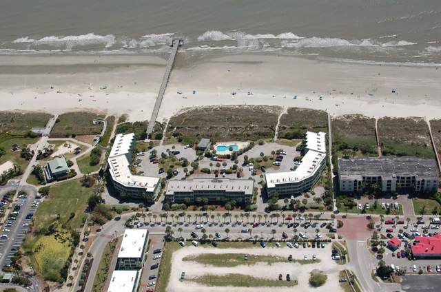 1300 Ocean Boulevard #313, Isle Of Palms, SC 29451 (#19023374) :: The Cassina Group
