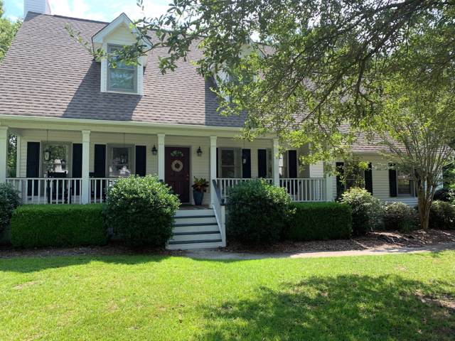 520 Crowfield Lane, Mount Pleasant, SC 29464 (#19023442) :: The Cassina Group