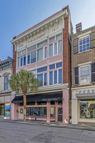 350 King Street #204, Charleston, SC 29401 (#19023459) :: The Cassina Group