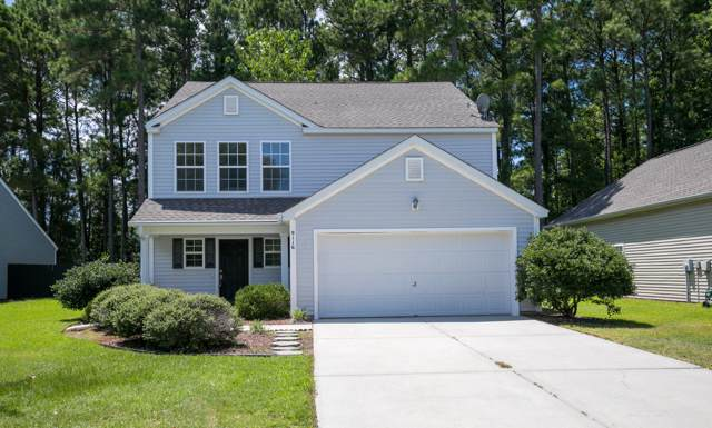 9116 Wildflower Way, Summerville, SC 29485 (#19023544) :: The Cassina Group