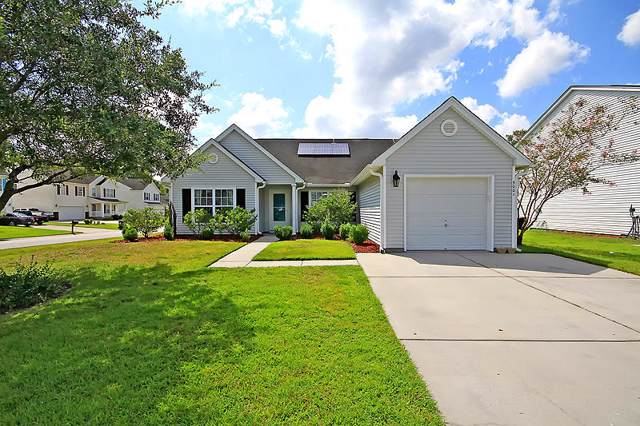 5001 Thornton Dr, Summerville, SC 29485 (#19023630) :: The Cassina Group