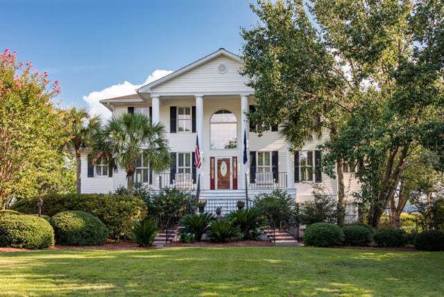 1009 Bakers Landing Drive, North Charleston, SC 29418 (#19023648) :: The Cassina Group